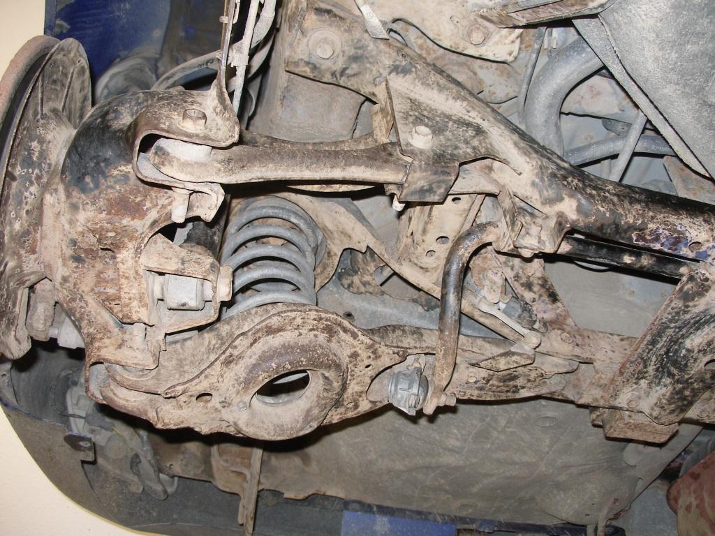 Po mechanickém čištění a nanesení odrezovače s taninem